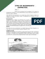 Registro de Buzamiento-Depmeter