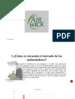 Publcidad 3 AIR WICK..