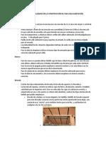 Materiales Utilizados en La Construcción de Una Casa Habitación