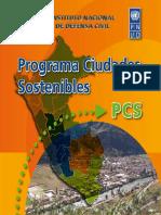 INDECI y PNUD - Programa Ciudades Sostenibles