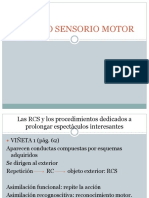 ESTADIO SENSORIO MOTOR-Jean Piaget