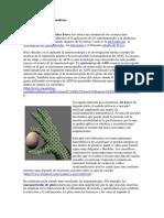 Nanomateriales en La Medicina A