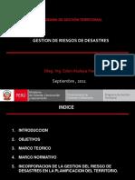 4. Marco Normativo Para La Aplicación y Gestión de Riesgos