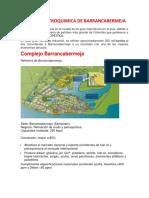 Historia Petroquimica de Barrancabermeja