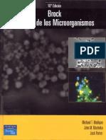 Brock Biología de Los Microorganismos 10a Edición