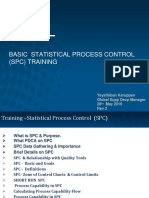 Basic Spc Training for Supplier