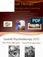 6Gestalt Therapy