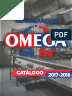 Catalogo Omega 2017