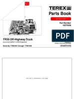 Libro de Partes Terex Tr35