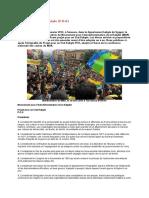 Projet Pour Un Etat Kabyle