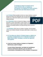 Historia Social Dominicana Tarea 5