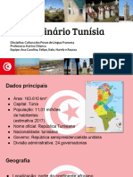 Seminario Tunisia
