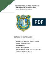 Universidad Tecnológica de Los Andes Facultad de Ciencias Jurídicas