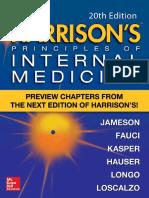 Principios de Medicina Interna Inglés (20 Ed)- Harrison