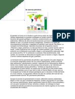Potencias Mundiales de Reservas Petroleras