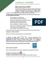 Manual de Excel OK 2007 - Comfenalco
