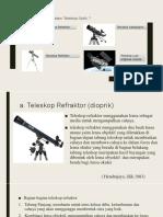 Tugas 2 Teleskop