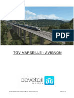 Marseille to Avignon Manual RU