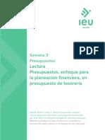 enfoque para la planeación financiera, en presupuesto de tesorería.pdf