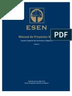 Manual de Proyectos Web