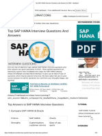 Top SAP HANA Interview Questions and Answers for 2018 - Intellipaat.pdf