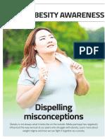 Obesity Awareness 23102018