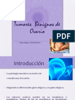 Patología Benigna de Ovario