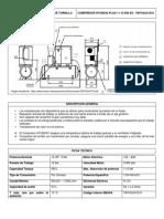 Ficha Tecnica Compresores
