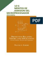 Fundamentos de Retransmision Del Microprocesador de Relé digital