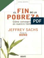El fin de la pobreza, Jeffrey Sachs.pdf