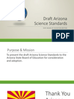 Oct Draft Science Standards