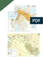 Mapas Egeo