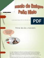 Sexenio de Enrique Peña Nieto