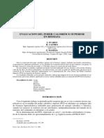 EVALUACION DEL PODER CALORIFICO SUPERIOR EN BIOMASA analisis de varianza.pdf