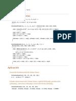 Modelo Solow-Swan con Mathematica