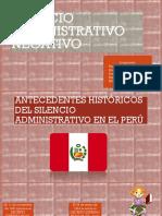 Silencio Administrativo Negativo en El Peru
