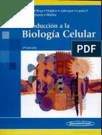 Alberts, B. Introducción a la biología celular