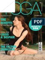The Benefits of Ashtanga Yoga by Caroline Klebl