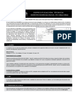 GAVION DELTA TIPO COLCHON - ZN+5%25AL+PVC - 10x12  3.40mm -  4.00mm