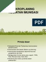 Mikroplaning Program Imunisasi_CH_START.ppt