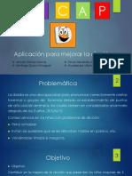 Aplicación Para Mejorar La Dicción0803