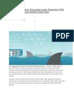 Cara Menggunakan Wireshark Untuk Membobol Wifi Dan Melihat Paket Data