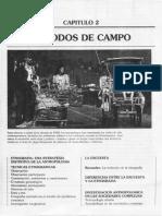 Kottak c 1996 Antropologia Cap 02 Metodos de Campo (1)