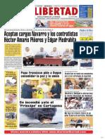 Primera Página - 23 de octubre de 2018