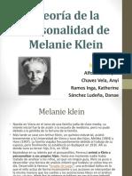 Ppttt Melanie Klein