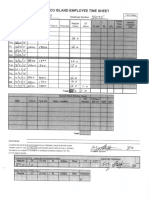 Haueter Timecard