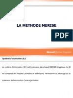 8474587-la-methode-merise.ppt