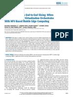 NFV Edge Computing