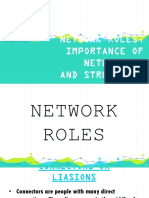 Network Roles