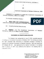 ICP Bill